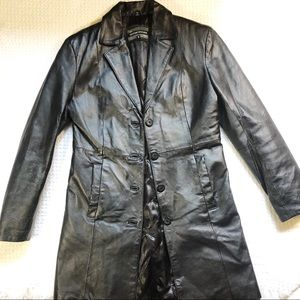 Michael Michelle vintage Leather jacket size small